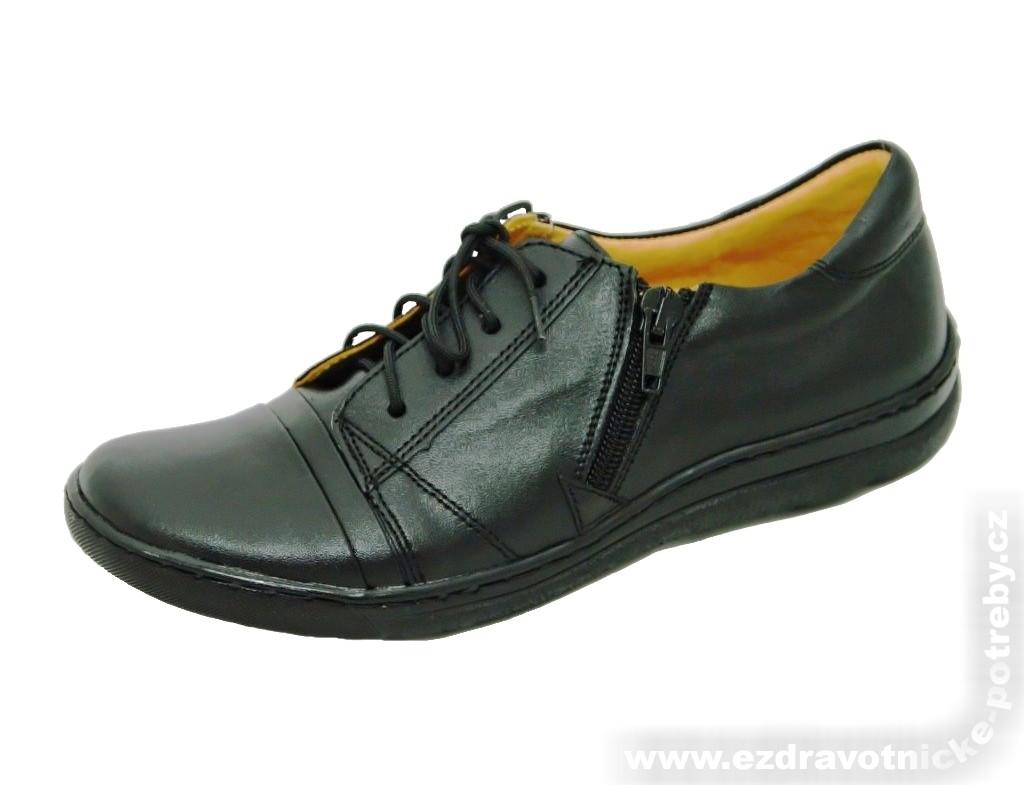 a63629b70b35 Dámská ortopedická obuv polobotka KB 723-11